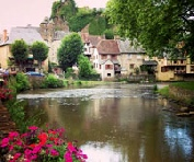 French Country Cottages in the Dordogne